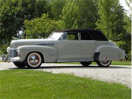 Picture of 1941 Cadillac Series 41-62 Convertible Sedan - $42,500.00 Offered by Volo Auto Museum - LGAA