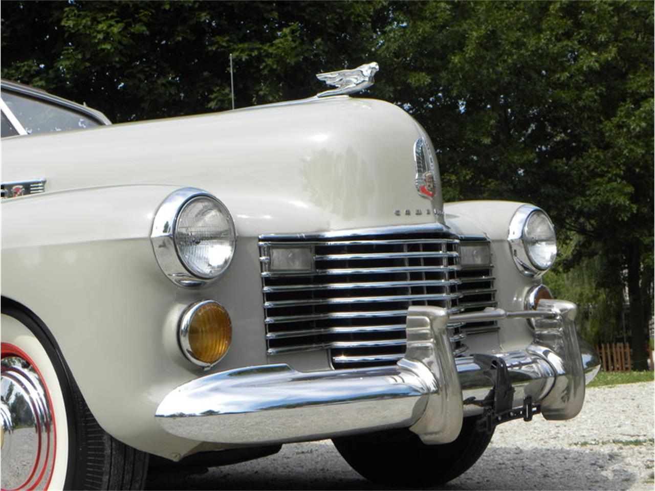 Large Picture of 1941 Series 41-62 Convertible Sedan located in Volo Illinois Offered by Volo Auto Museum - LGAA