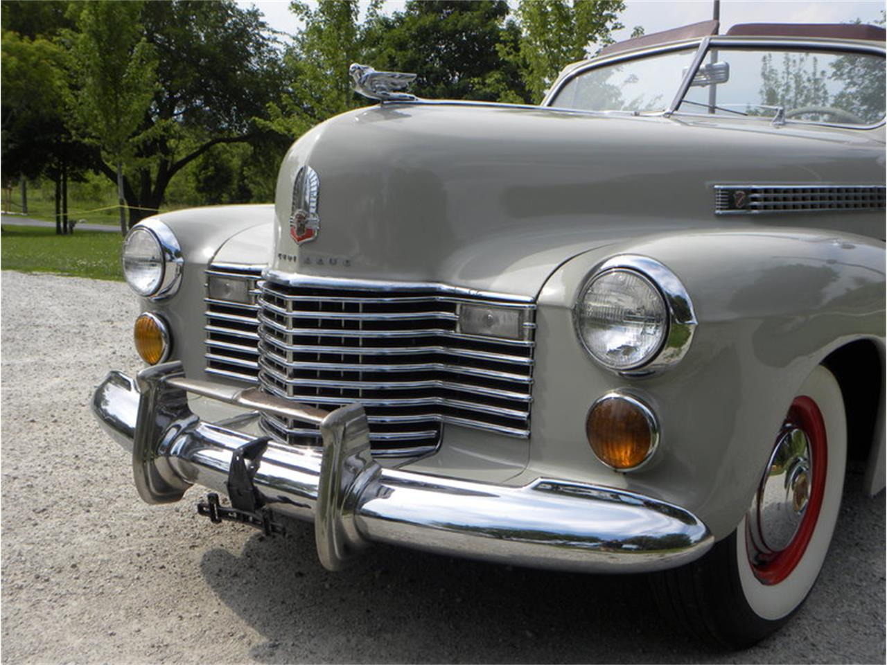 Large Picture of Classic 1941 Series 41-62 Convertible Sedan - $42,500.00 Offered by Volo Auto Museum - LGAA