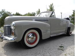 Picture of Classic 1941 Series 41-62 Convertible Sedan located in Volo Illinois Offered by Volo Auto Museum - LGAA