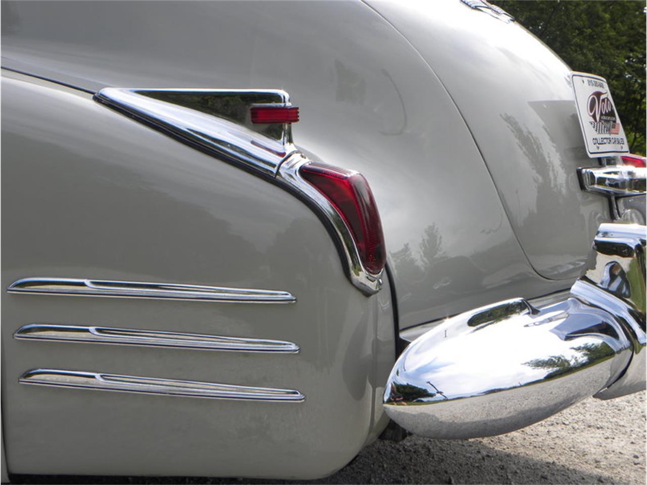 Large Picture of Classic 1941 Cadillac Series 41-62 Convertible Sedan - $42,500.00 - LGAA