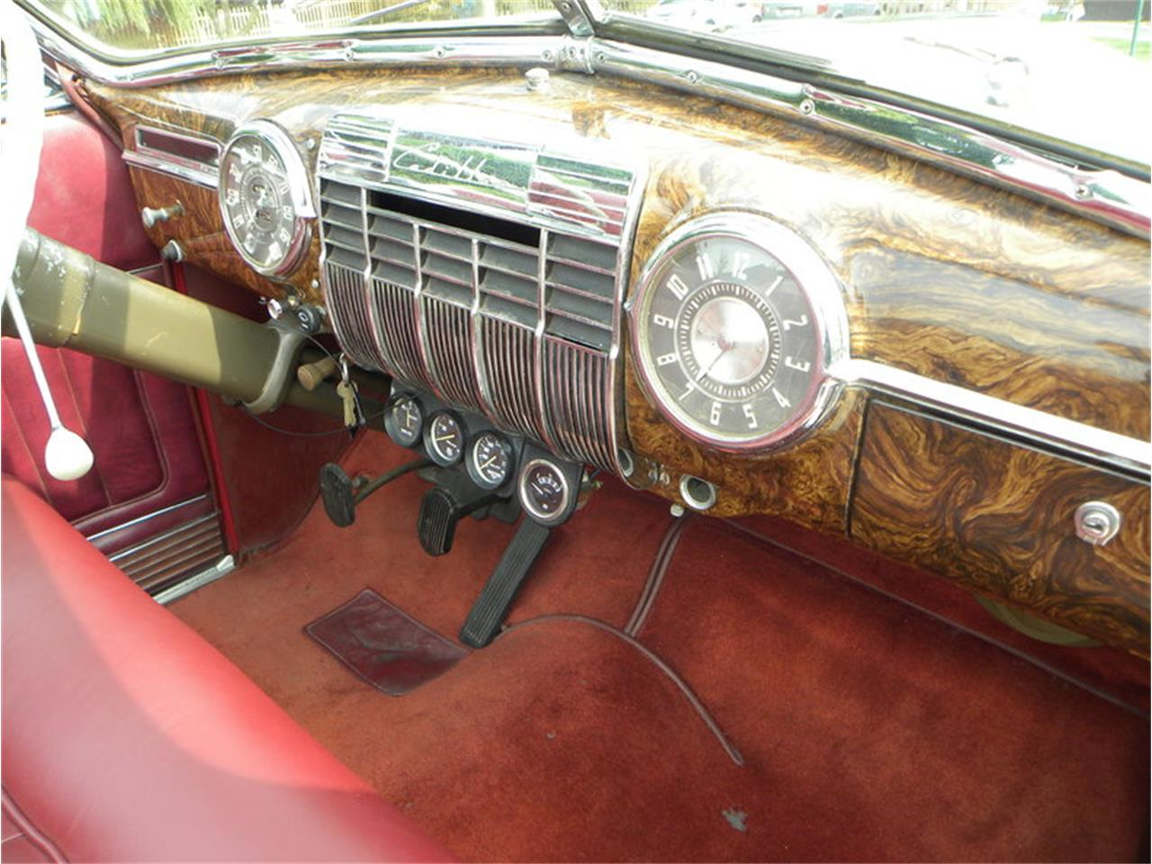 Large Picture of Classic 1941 Series 41-62 Convertible Sedan located in Illinois - $42,500.00 - LGAA