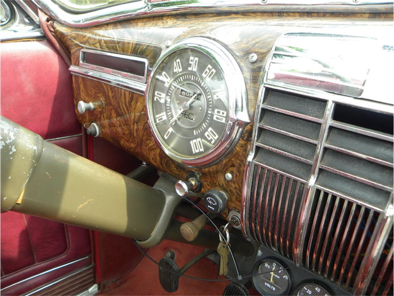 Large Picture of Classic 1941 Series 41-62 Convertible Sedan located in Volo Illinois Offered by Volo Auto Museum - LGAA