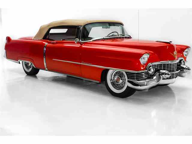 Picture of '54 Cadillac Series 62 - LMGL