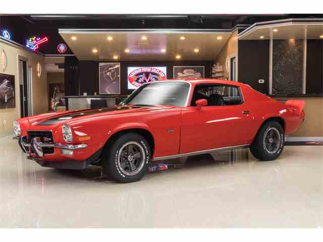 Picture of Classic '73 Chevrolet Camaro Z28 - $54,900.00 - LGAH