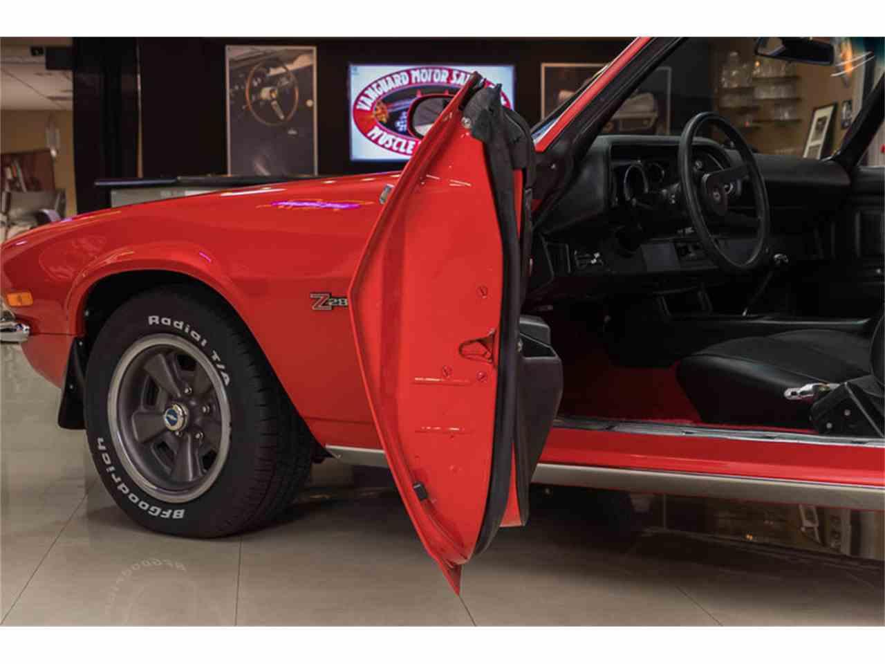 Large Picture of '73 Camaro Z28 - LGAH