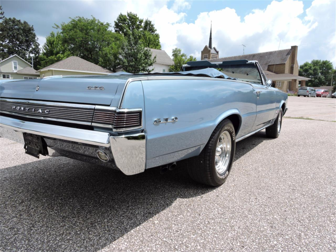 Large Picture of '65 Pontiac LeMans located in Iowa - $31,995.00 Offered by Coyote Classics - LMH7