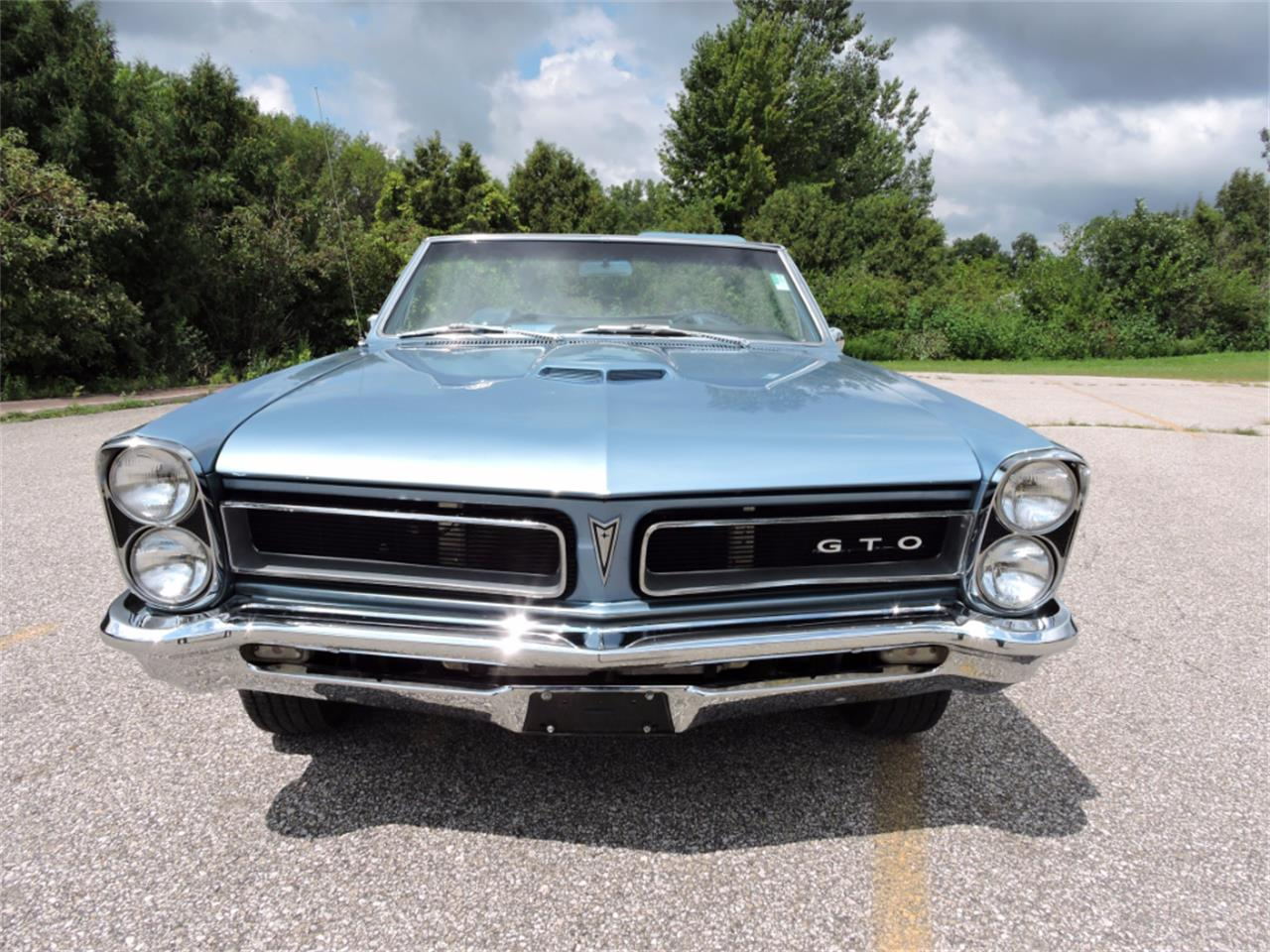 Large Picture of Classic 1965 Pontiac LeMans located in Greene Iowa - $31,995.00 Offered by Coyote Classics - LMH7