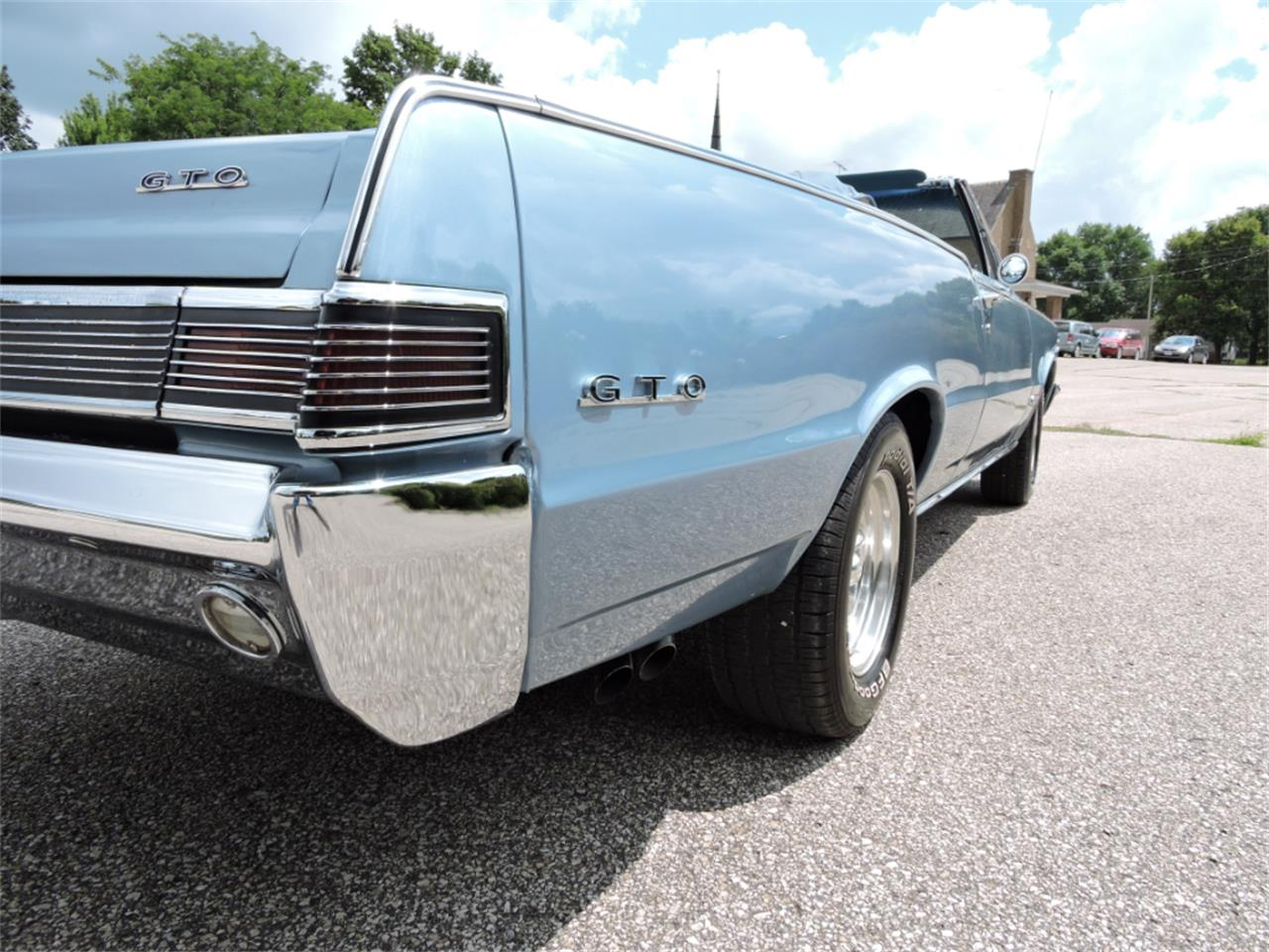 Large Picture of '65 Pontiac LeMans - $31,995.00 Offered by Coyote Classics - LMH7