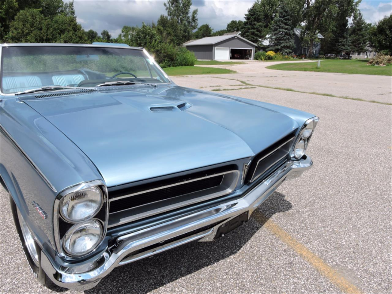 Large Picture of Classic 1965 Pontiac LeMans located in Iowa Offered by Coyote Classics - LMH7