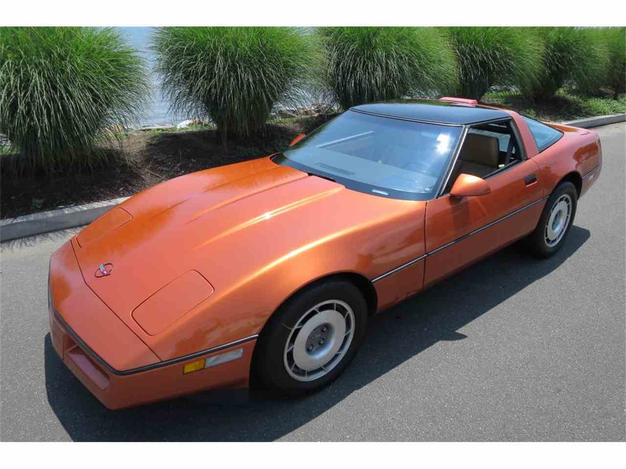 Large Picture of '87 Corvette - LGAJ