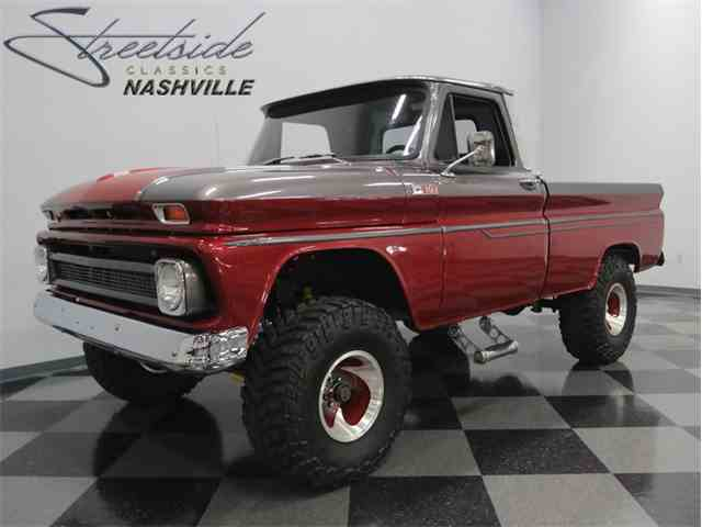 Picture of Classic 1965 Chevrolet K-10 located in Lavergne Tennessee - $52,995.00 - LMHF