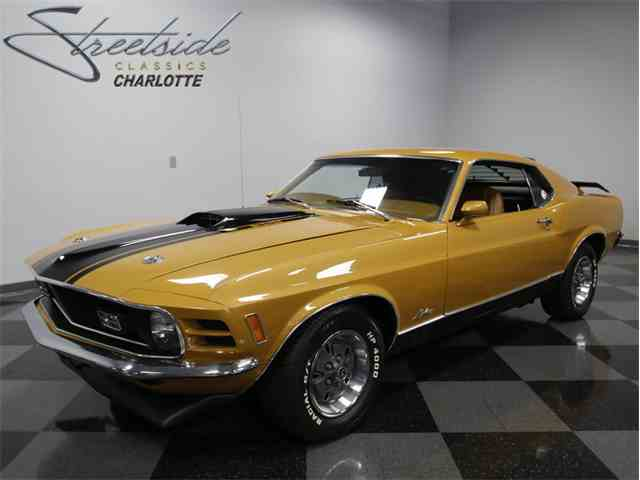 Picture of '70 Mustang Mach 1 - $37,995.00 - LMIL