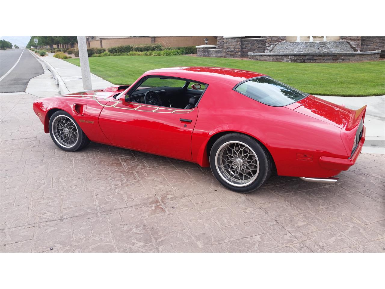 Large Picture of '70 Firebird Trans Am - LMJL