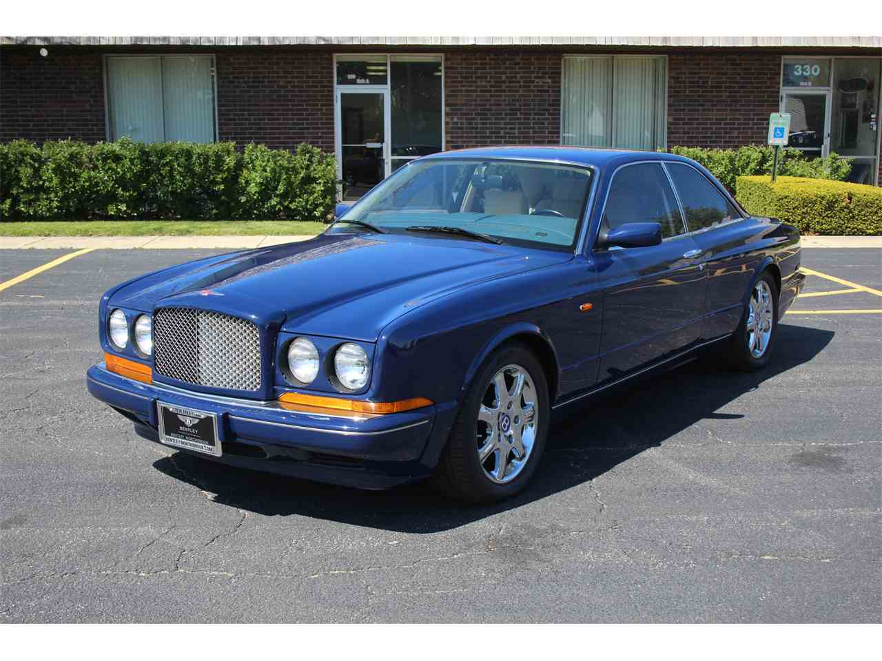 Large Picture of '93 Continental - LFM1