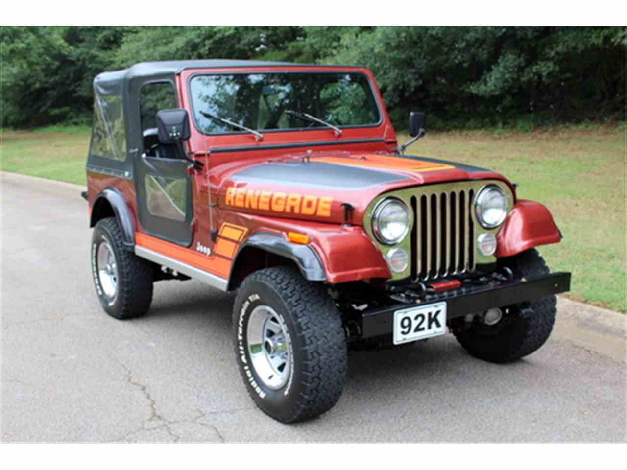Large Picture of '84 CJ7 - LMK3