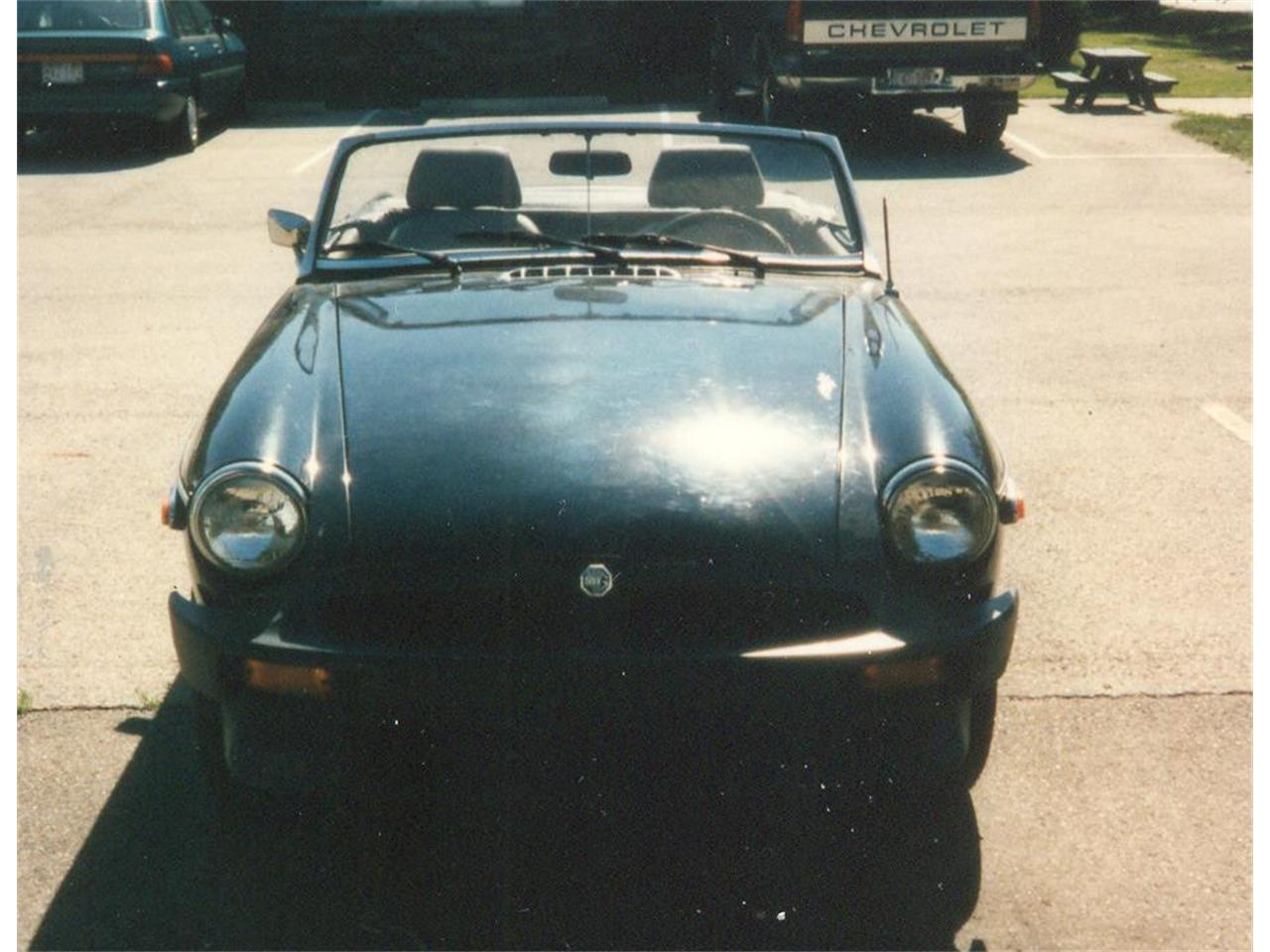 Large Picture of '80 MGB - LMKF