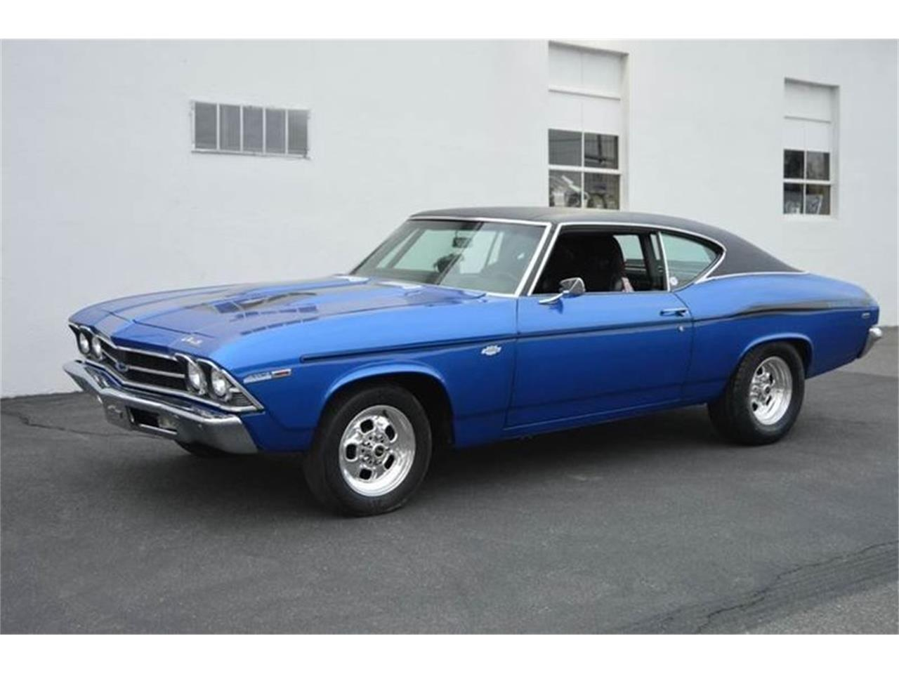 Large Picture of Classic 1969 Chevelle located in Massachusetts - $29,900.00 Offered by Mutual Enterprises Inc. - LMKR