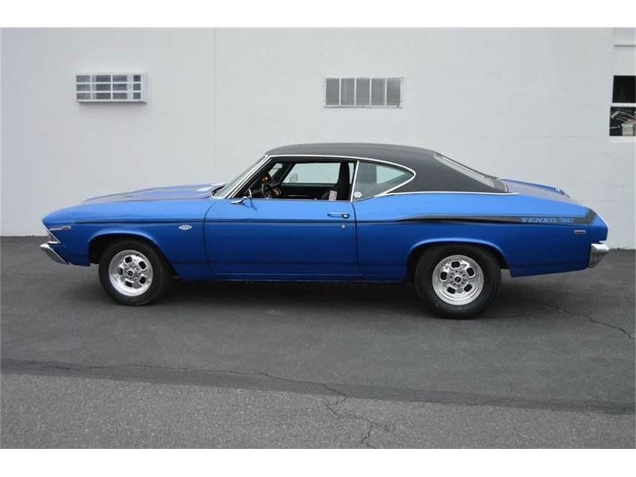 Large Picture of Classic '69 Chevrolet Chevelle - $29,900.00 Offered by Mutual Enterprises Inc. - LMKR