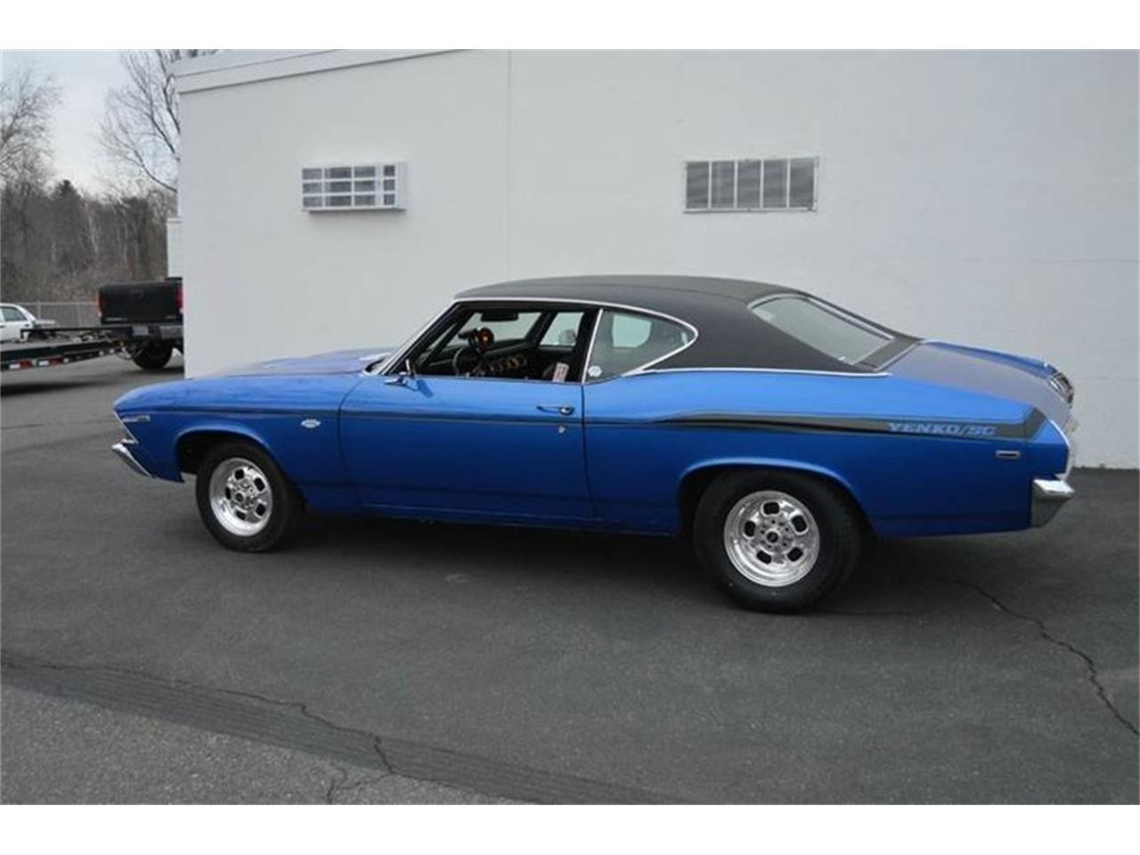 Large Picture of '69 Chevelle located in Springfield Massachusetts Offered by Mutual Enterprises Inc. - LMKR