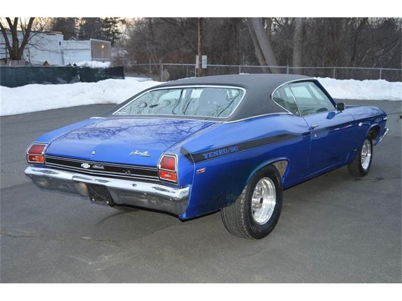 Large Picture of Classic '69 Chevelle - LMKR