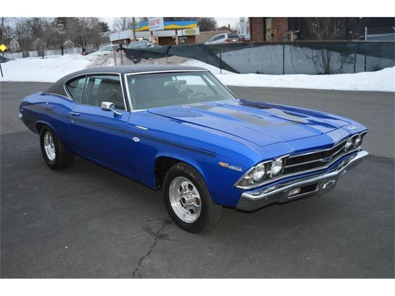 Large Picture of 1969 Chevrolet Chevelle located in Springfield Massachusetts - LMKR