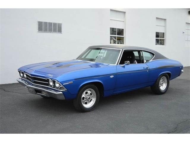 Picture of Classic 1969 Chevrolet Chevelle located in Massachusetts - $29,900.00 Offered by  - LMKR