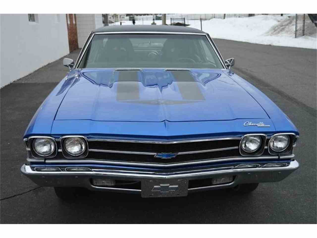 Large Picture of '69 Chevelle - LMKR