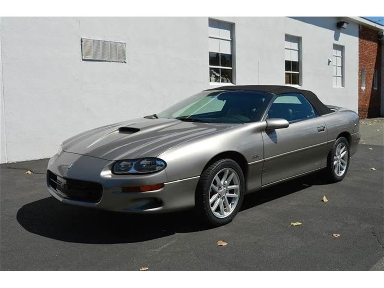 Large Picture of '02 Camaro SS - LMKS