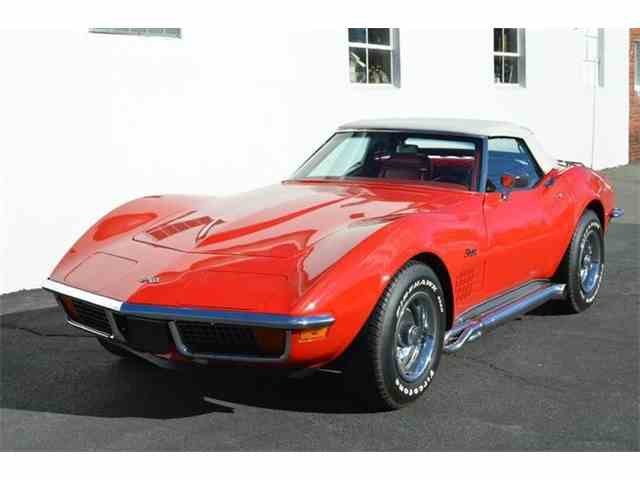 Picture of '72 Corvette - LMKW
