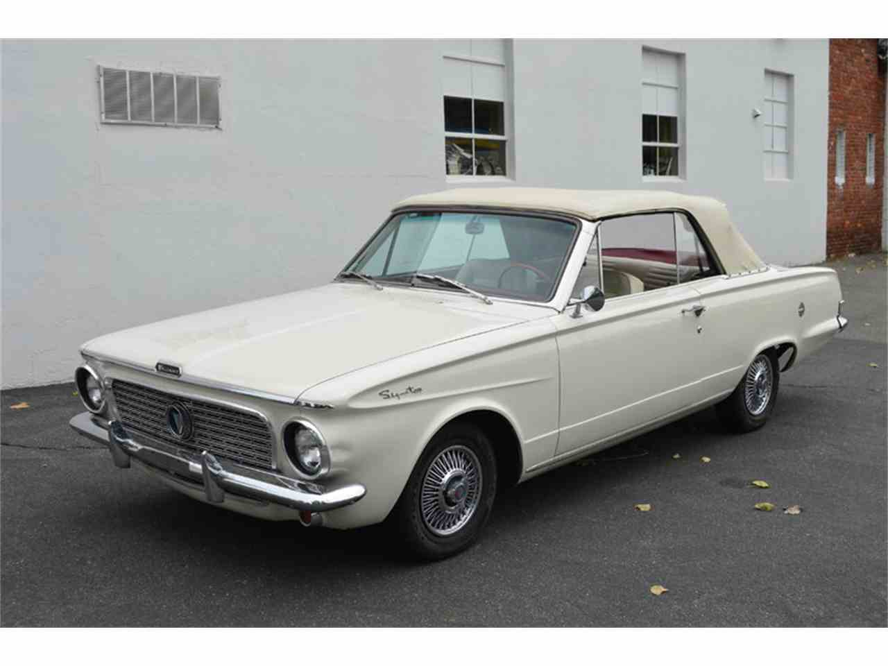 1963 plymouth valiant for sale cc 1009041. Black Bedroom Furniture Sets. Home Design Ideas