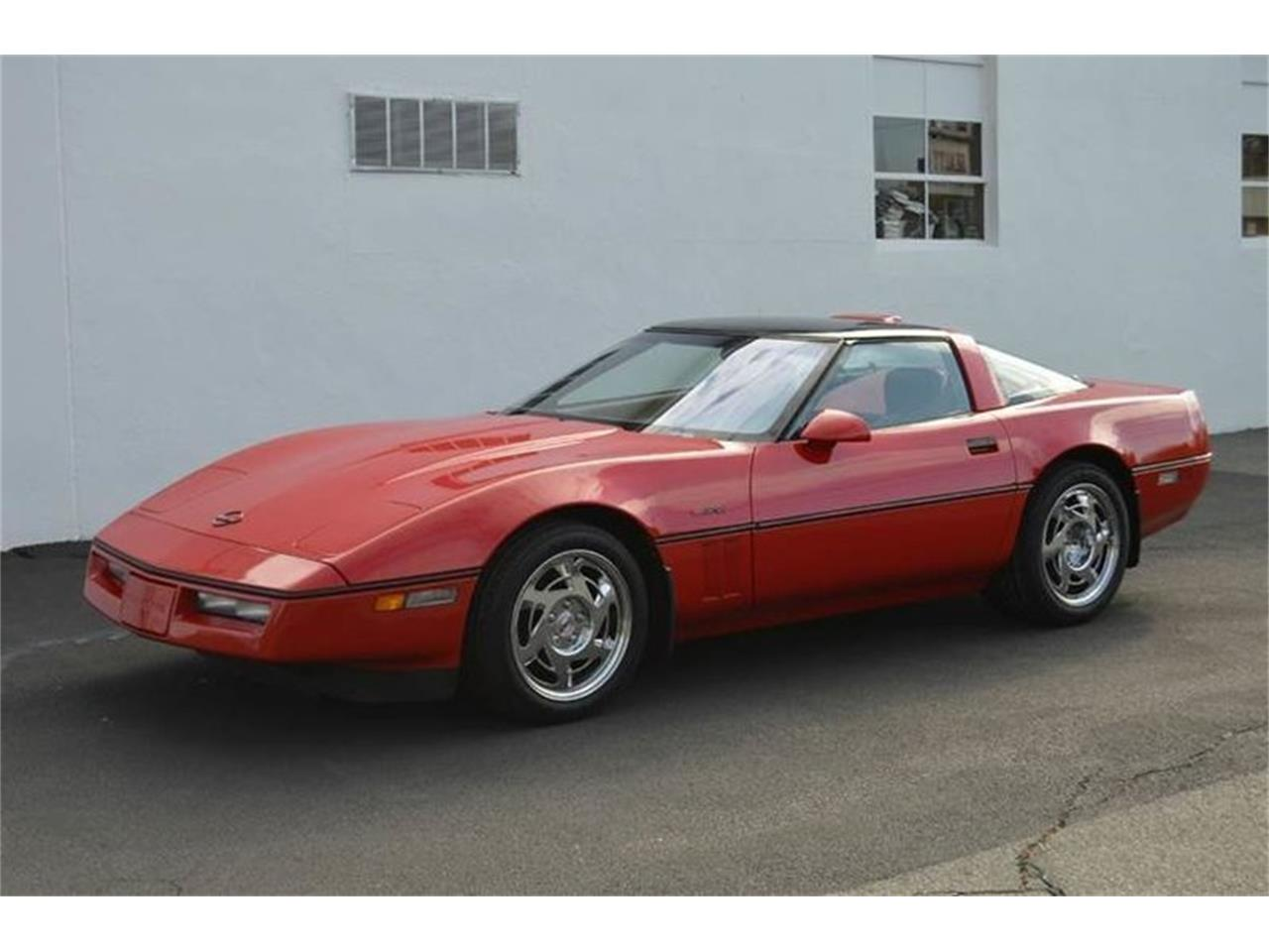 Large Picture of '90 Chevrolet Corvette ZR1 located in Massachusetts - $22,900.00 Offered by Mutual Enterprises Inc. - LML5