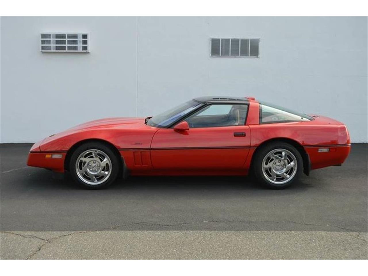 Large Picture of '90 Chevrolet Corvette ZR1 located in Springfield Massachusetts - $22,900.00 Offered by Mutual Enterprises Inc. - LML5