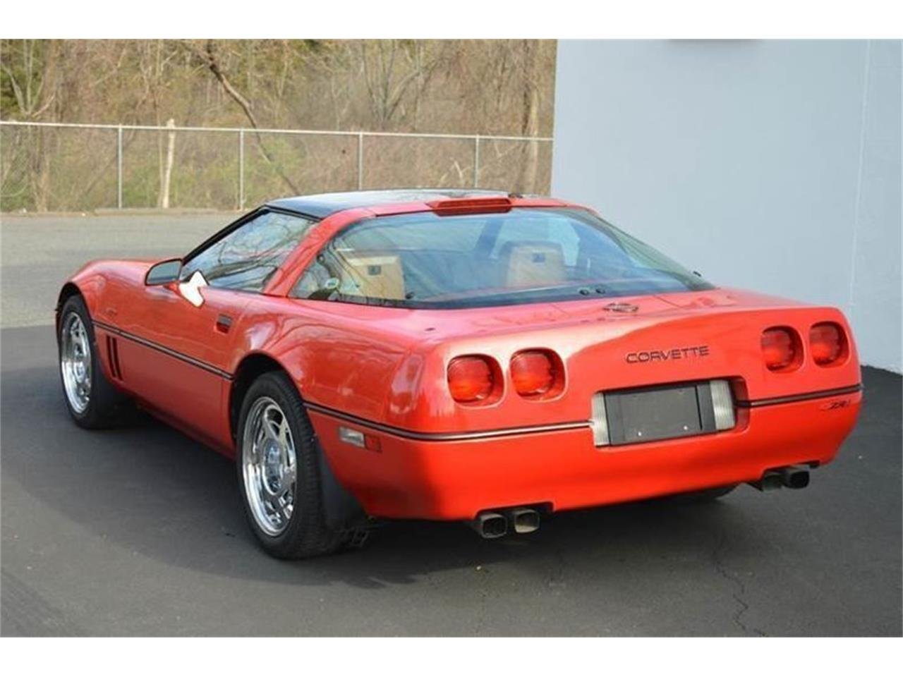 Large Picture of 1990 Chevrolet Corvette ZR1 located in Massachusetts - $22,900.00 - LML5