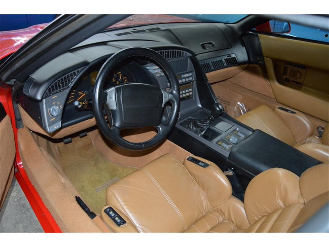 Large Picture of 1990 Chevrolet Corvette ZR1 located in Springfield Massachusetts - $22,900.00 Offered by Mutual Enterprises Inc. - LML5