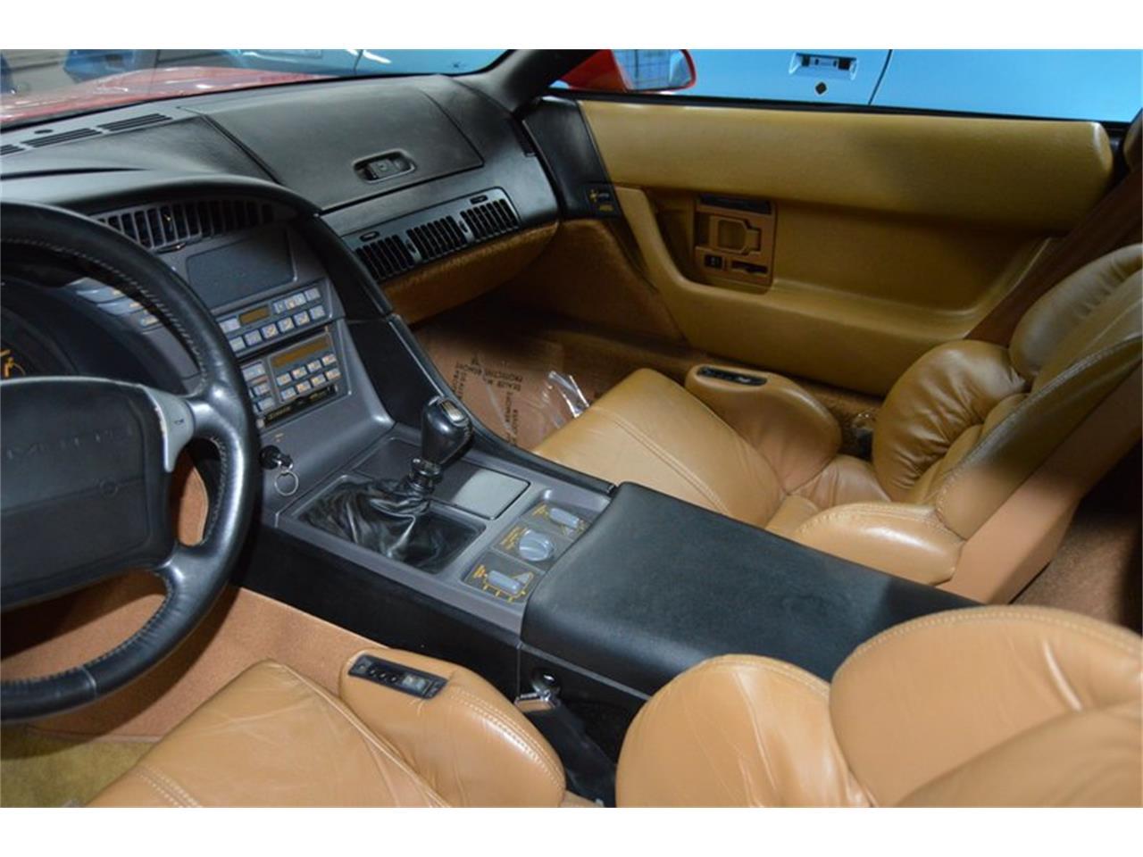 Large Picture of '90 Chevrolet Corvette ZR1 located in Springfield Massachusetts - LML5