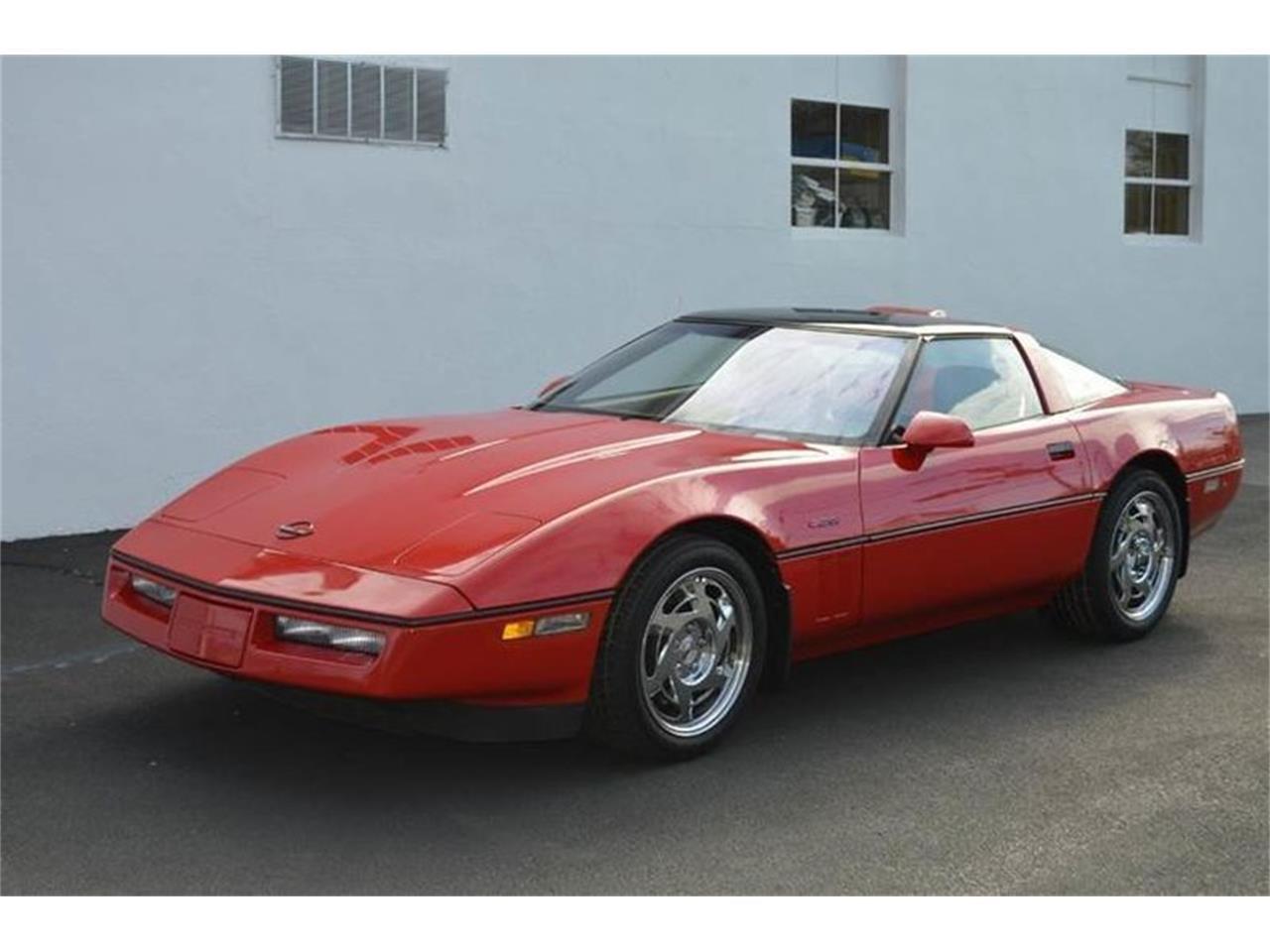 Large Picture of '90 Corvette ZR1 - LML5