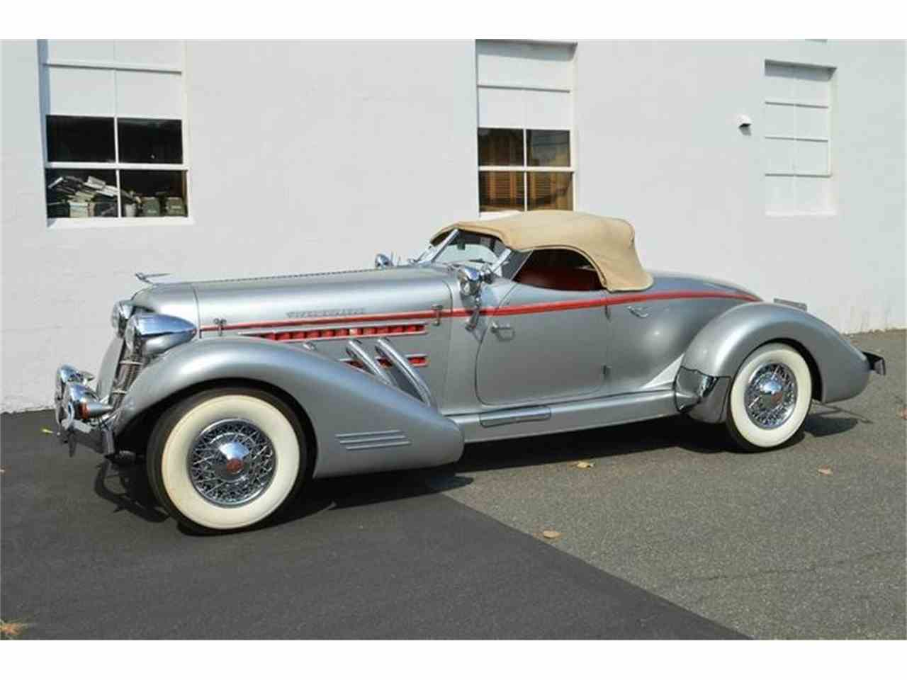 1936 Auburn Speedster For Sale