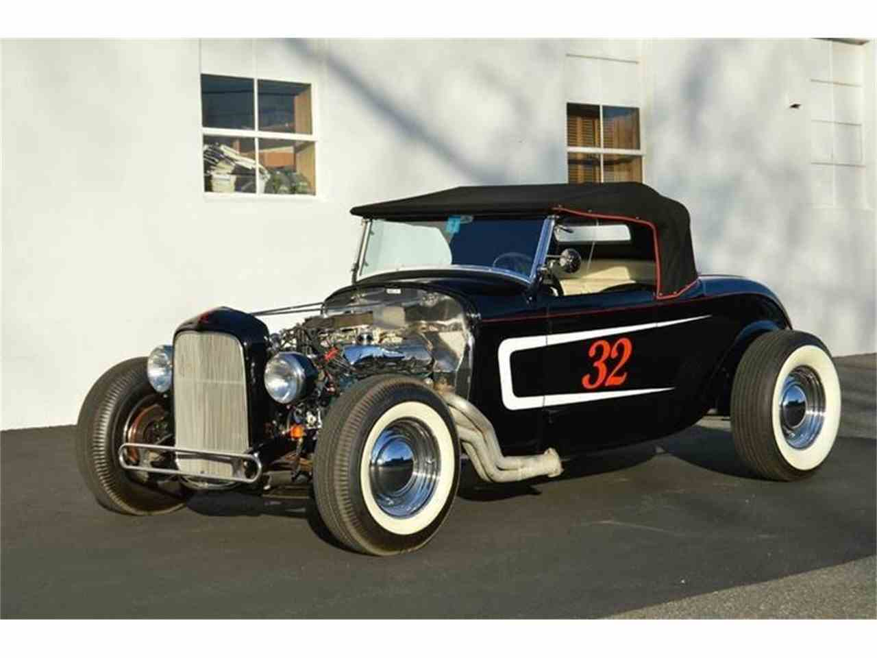 1932 Ford Hot Rod Convertible for Sale | ClassicCars.com | CC-1009069