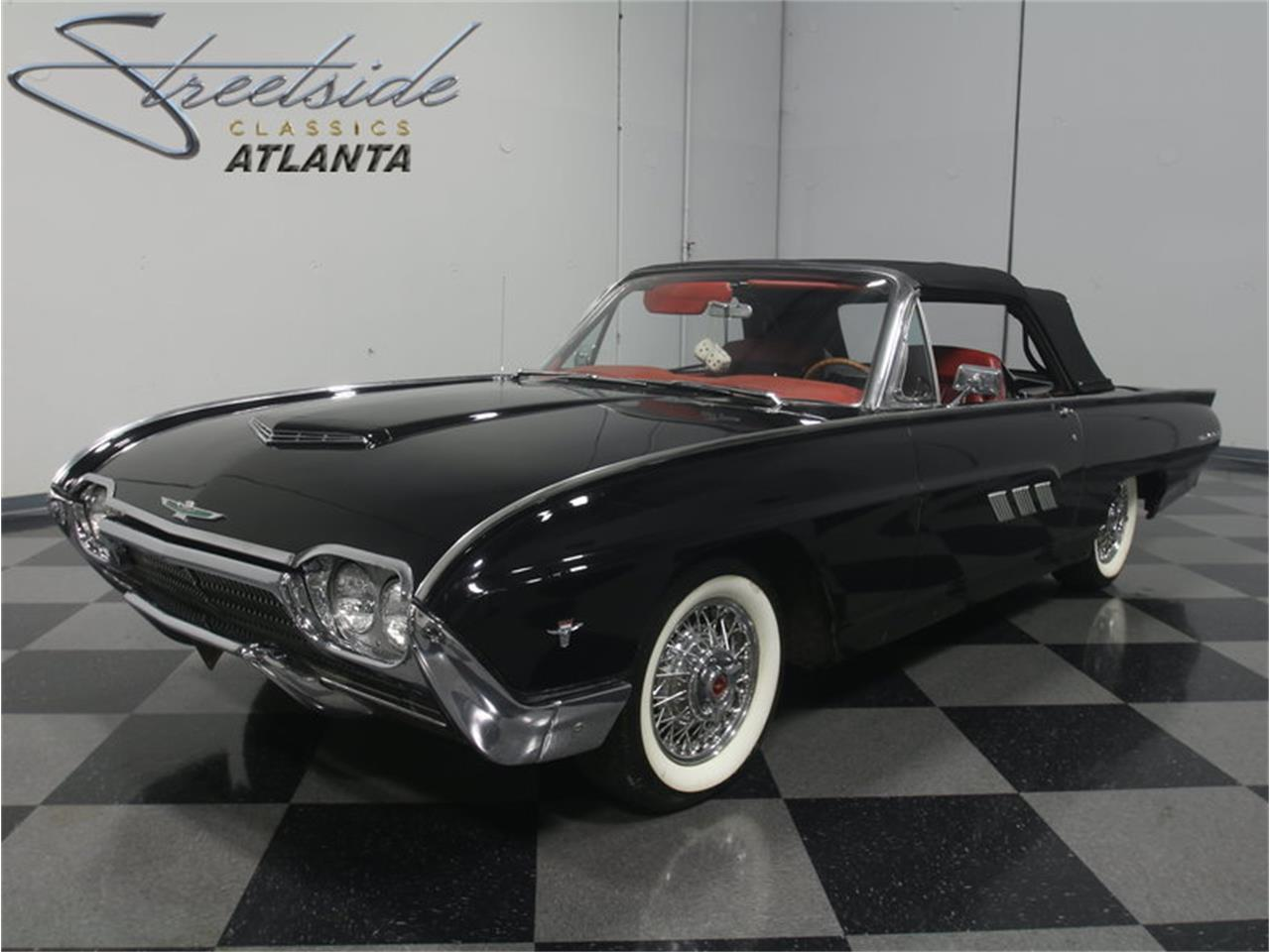 Large Picture of '63 Ford Thunderbird Sports Roadster Offered by Streetside Classics - Atlanta - LGAZ