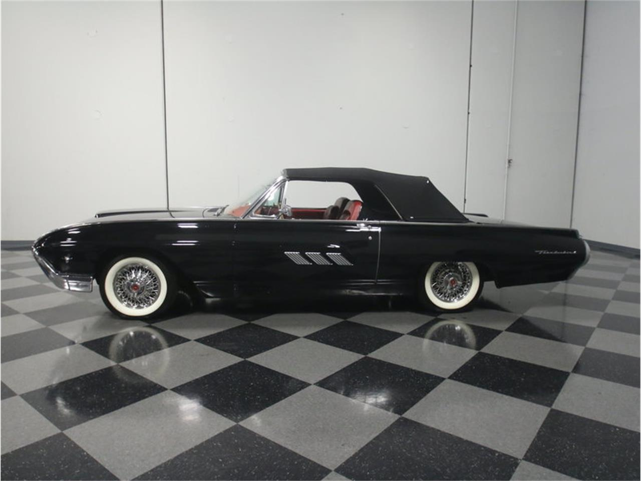 Large Picture of 1963 Ford Thunderbird Sports Roadster located in Georgia - $31,995.00 Offered by Streetside Classics - Atlanta - LGAZ