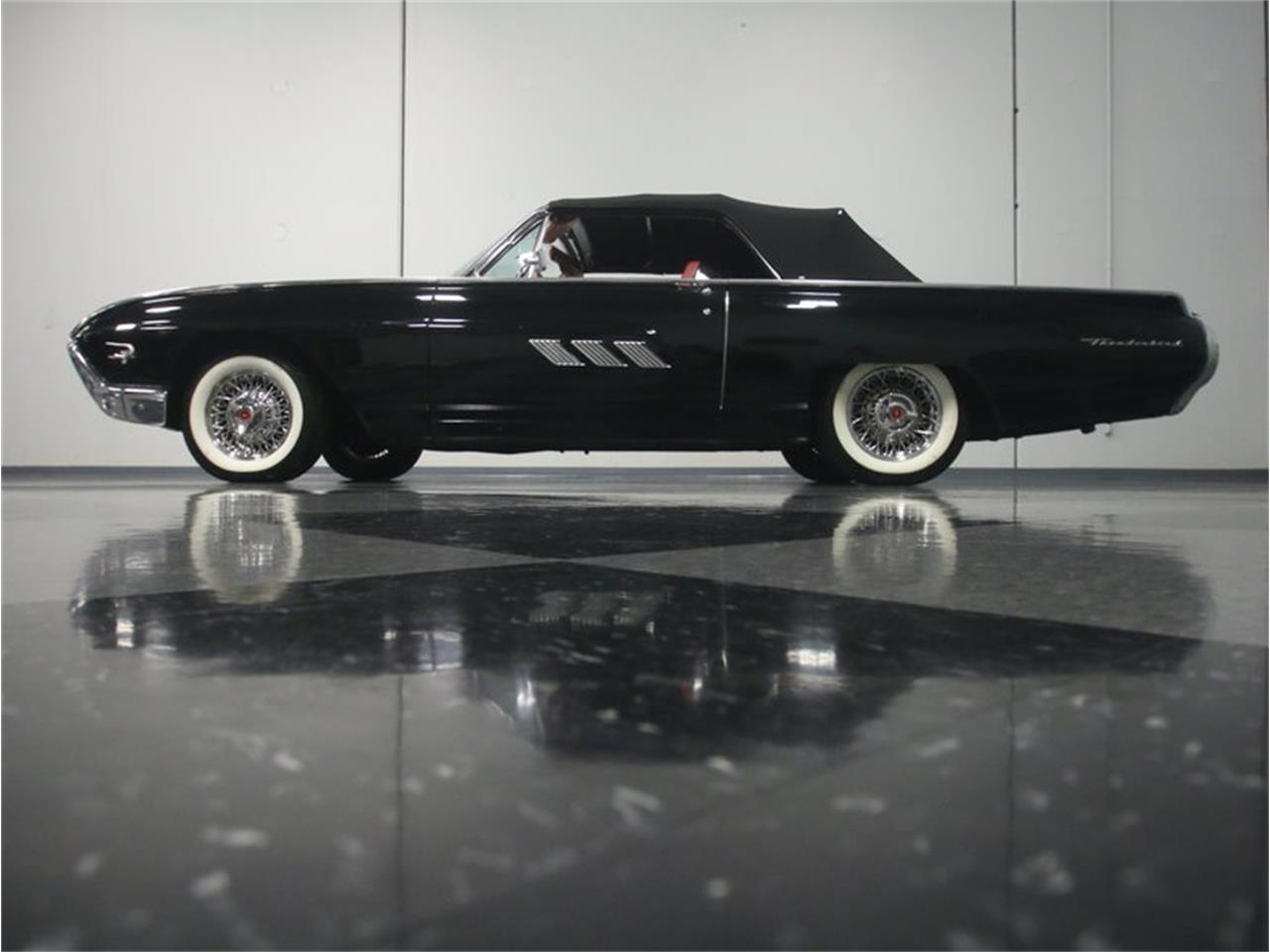 Large Picture of Classic '63 Thunderbird Sports Roadster located in Lithia Springs Georgia - LGAZ