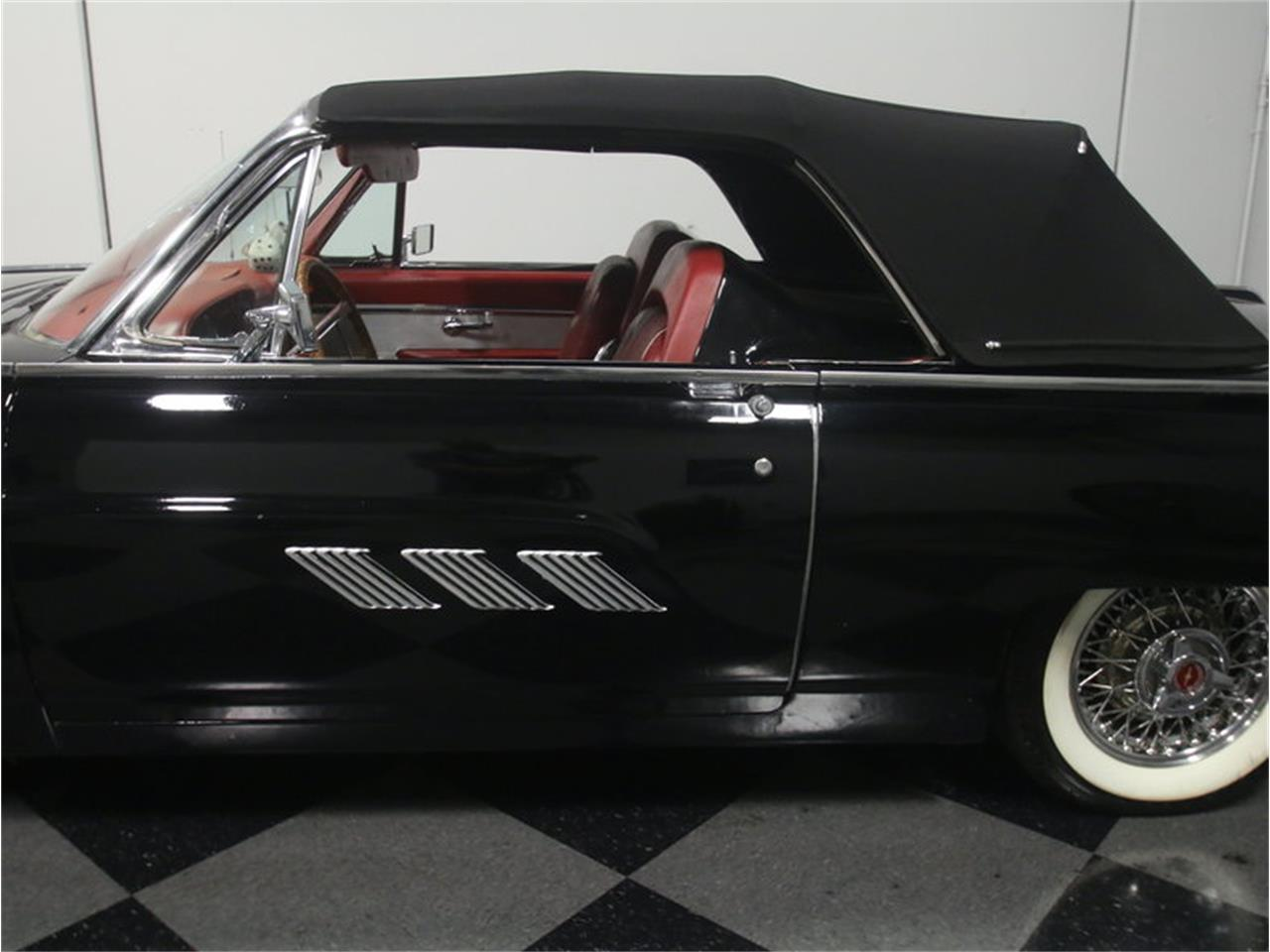 Large Picture of '63 Ford Thunderbird Sports Roadster located in Georgia Offered by Streetside Classics - Atlanta - LGAZ