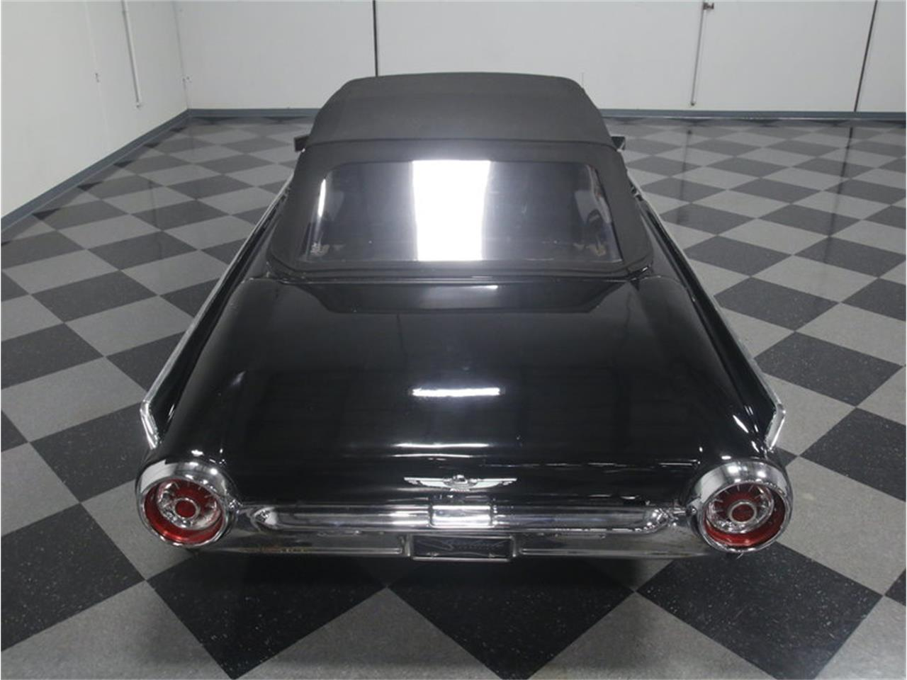 Large Picture of Classic 1963 Thunderbird Sports Roadster located in Georgia - LGAZ