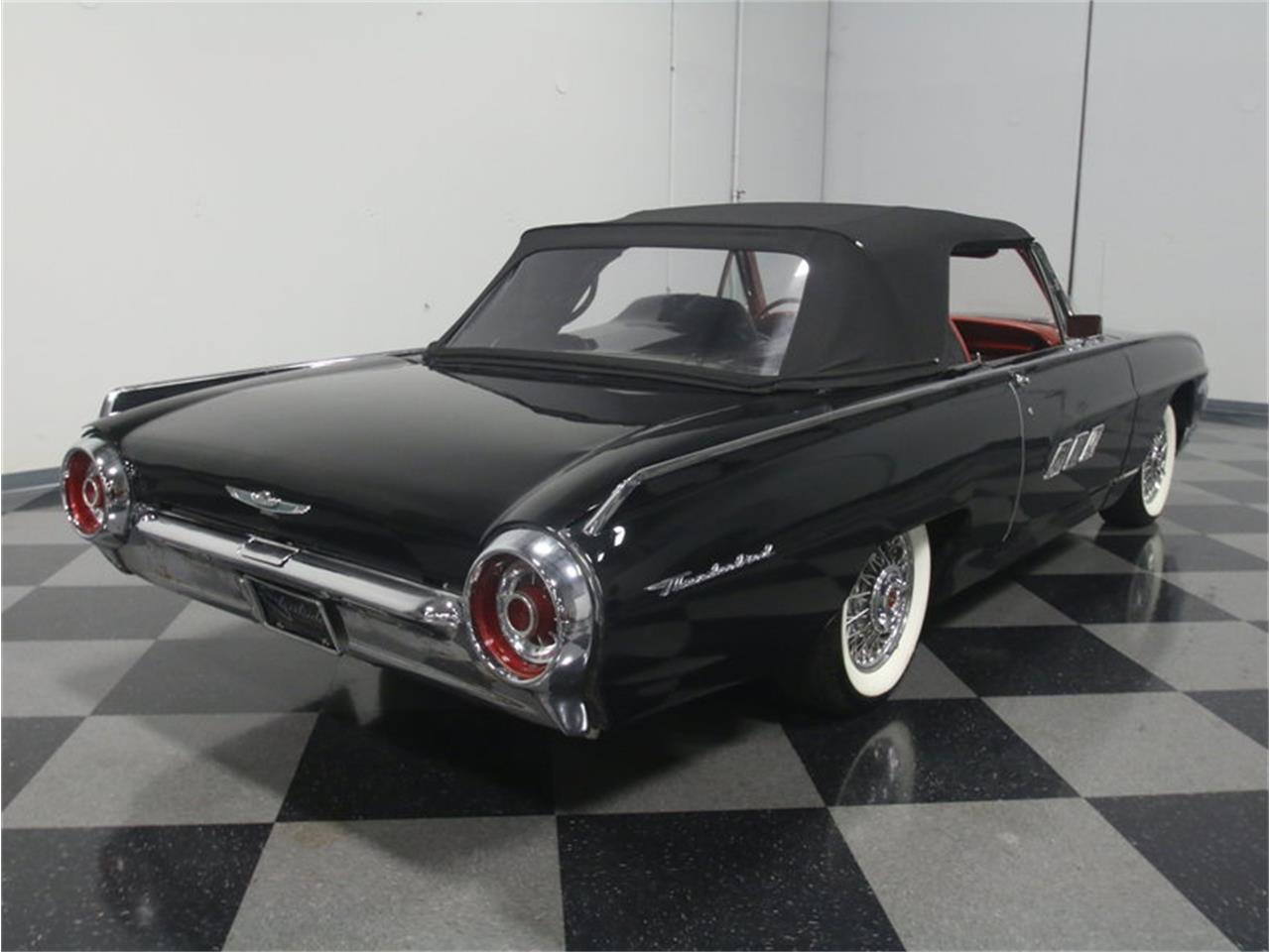 Large Picture of 1963 Thunderbird Sports Roadster located in Lithia Springs Georgia Offered by Streetside Classics - Atlanta - LGAZ
