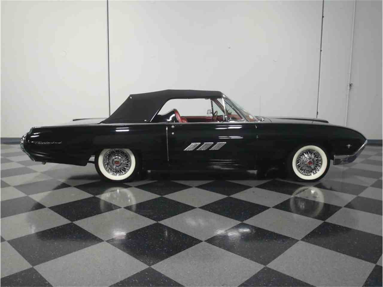 1963 Ford Thunderbird Sports Roadster for Sale   ClassicCars.com ...