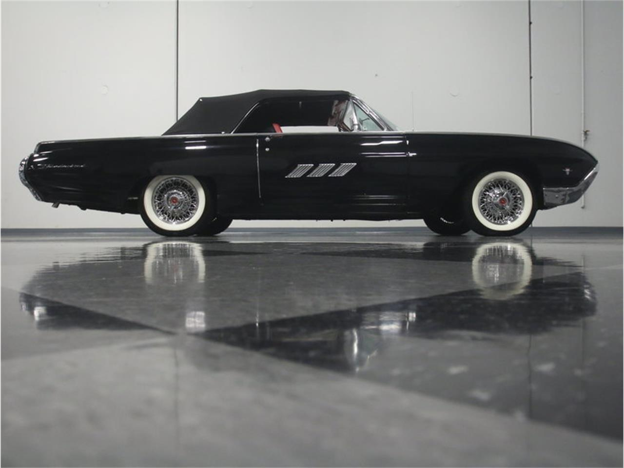 Large Picture of Classic 1963 Ford Thunderbird Sports Roadster located in Georgia - LGAZ