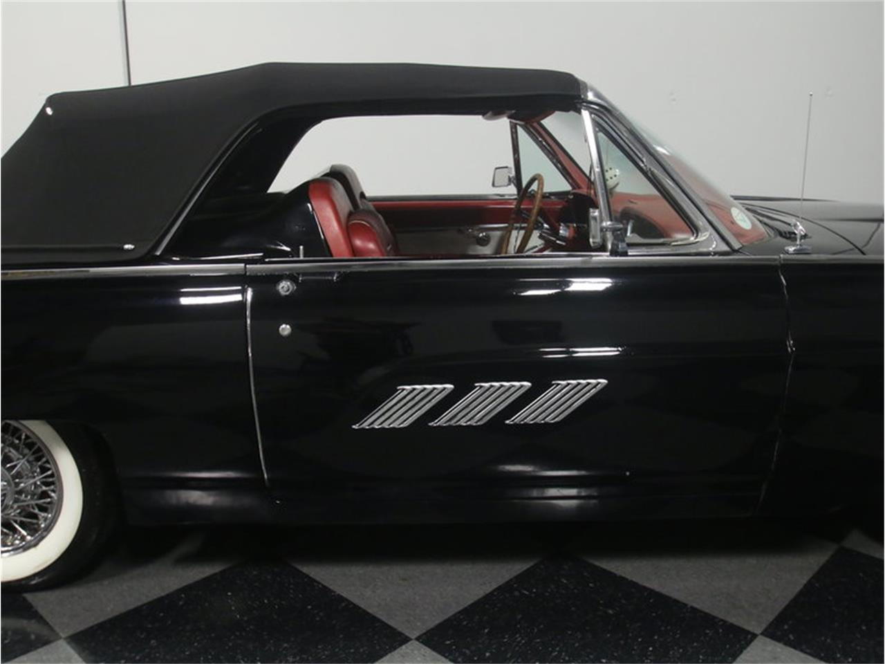 Large Picture of '63 Thunderbird Sports Roadster - $31,995.00 Offered by Streetside Classics - Atlanta - LGAZ