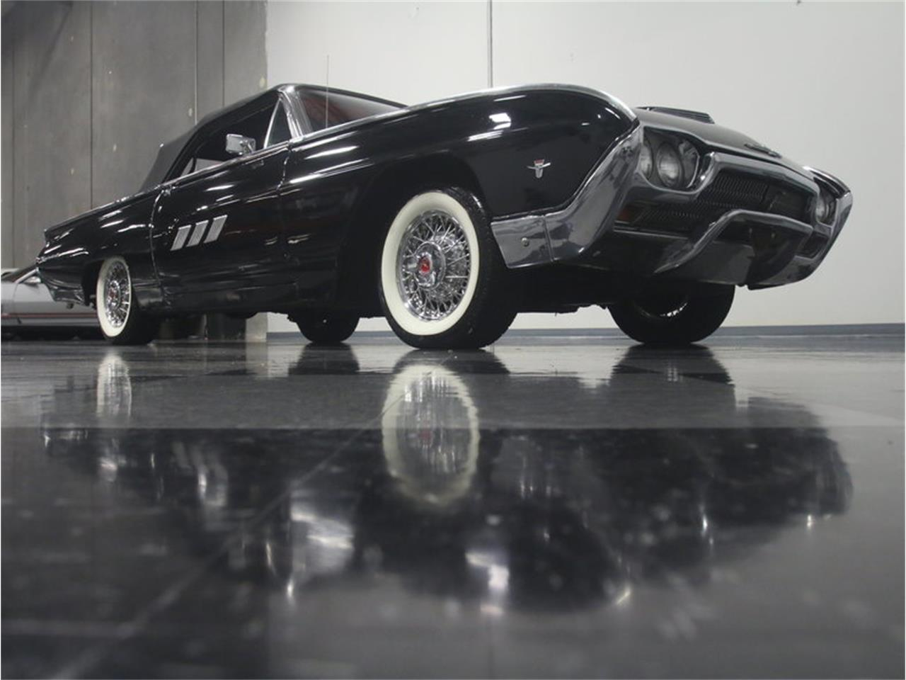Large Picture of '63 Ford Thunderbird Sports Roadster - $31,995.00 - LGAZ