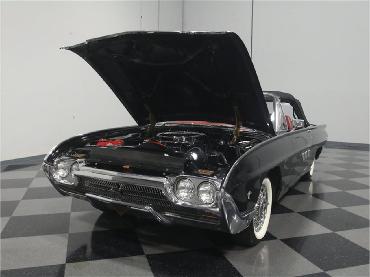 Large Picture of 1963 Ford Thunderbird Sports Roadster located in Lithia Springs Georgia - $31,995.00 - LGAZ